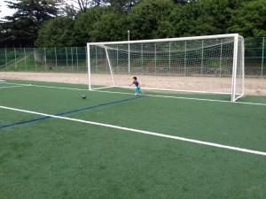 親子サッカー IN 緑地 018